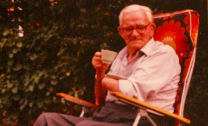 A lucky fin family tree: Great-great-grandad and his left-handhook